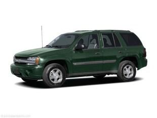 2004 Chevrolet Trailblazer 4dr 4WD LT Sport Utility