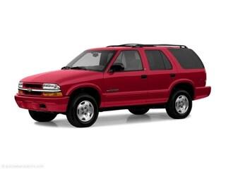 2004 Chevrolet Blazer LS SUV For Sale In Northampton, MA