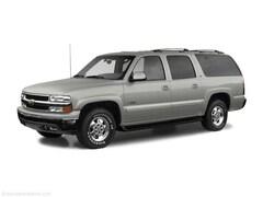 2004 Chevrolet Suburban SUV
