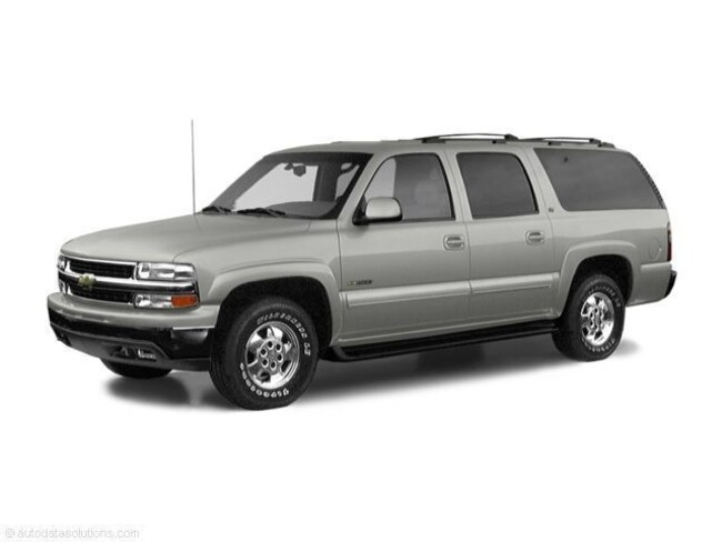 2004 Chevrolet Suburban 1500 LT 4X4 Leather DVD Loaded SUV