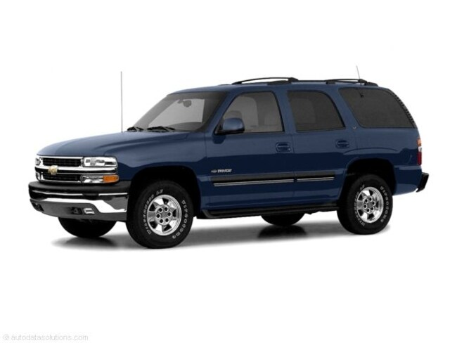 2004 Chevrolet Tahoe SUV for sale in Sanford, NC at US 1 Chrysler Dodge Jeep
