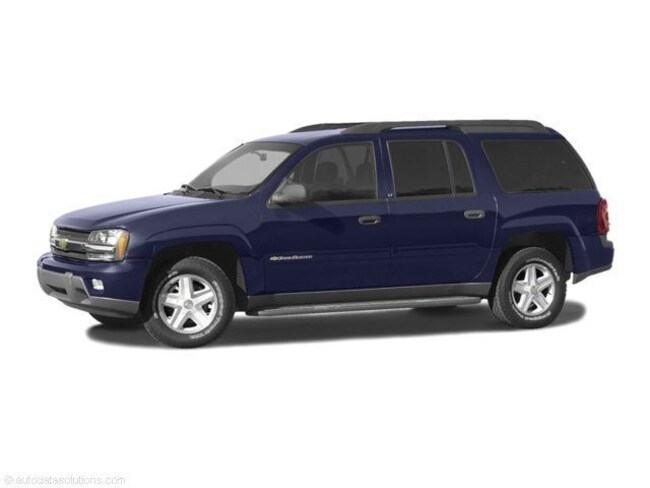 Used 2004 Chevrolet TrailBlazer EXT SUV Rocky Mount