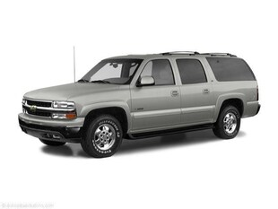 2004 Chevrolet Suburban Wagon