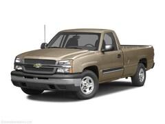2004 Chevrolet Silverado 1500 Truck Regular Cab