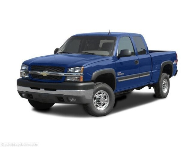 Used 2004 Chevrolet Silverado 2500HD LT Extended Cab Long Bed Truck For Sale Pinconning, Michigan