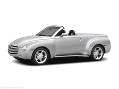 2004 Chevrolet SSR Truck for Sale in Hinesville, GA at Liberty Chrysler Dodge Jeep Ram