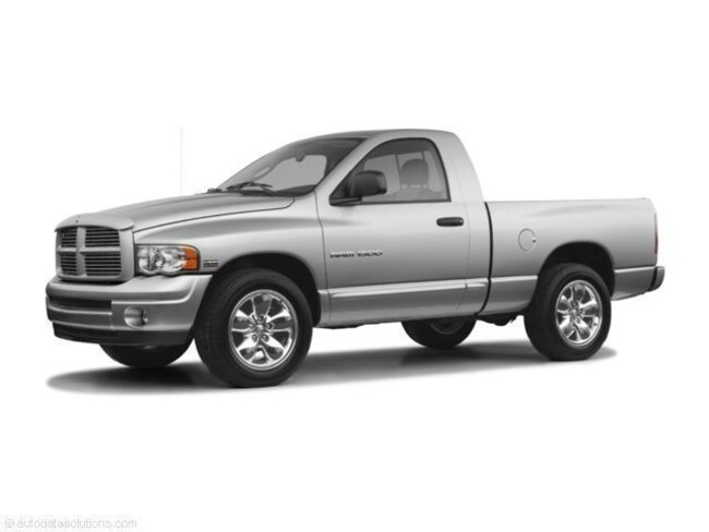 2004 Dodge Ram 1500 ST Short Bed Truck