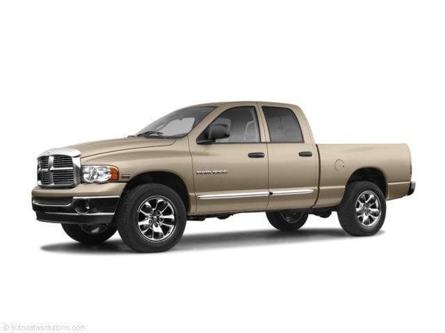 2004 Dodge RAM 1500 SLT Truck