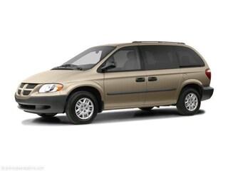 2004 Dodge Caravan Van Passenger Van