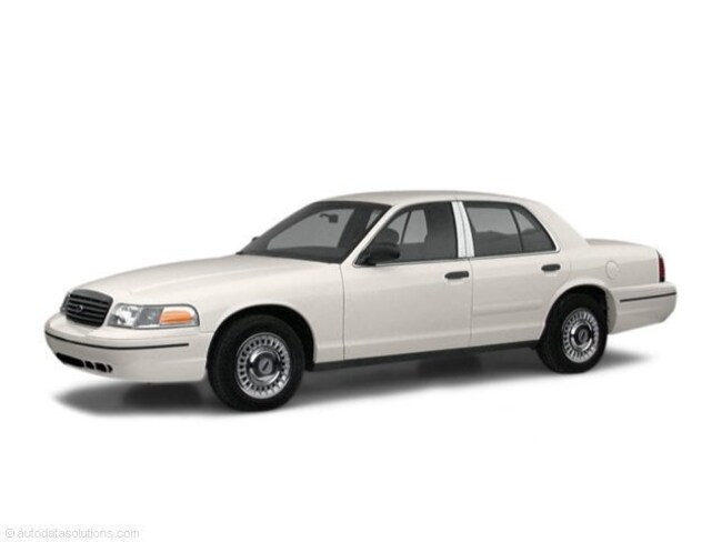 2004 Ford Crown Victoria Police Base w/3.27 Axle Sedan for sale in Sanford, NC at US 1 Chrysler Dodge Jeep