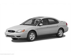 Used Vehicles for sale 2004 Ford Taurus SES Sedan in Brownsburg, IN