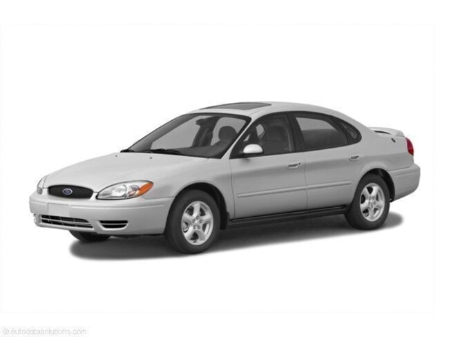 2004 Ford Taurus SES 3.0L 4V Sedan