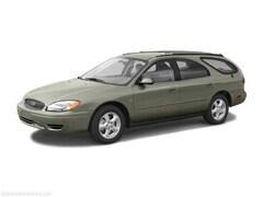 2004 Ford Taurus SE Wagon