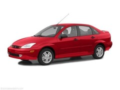 2004 Ford Focus SE Sedan