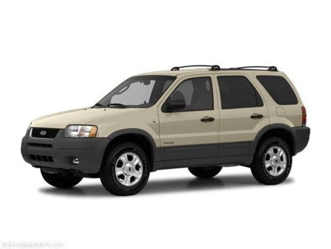 2004 Ford Escape 4dr 103 WB XLT SUV