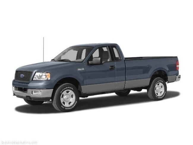 2004 Ford F-150 Tire Truck