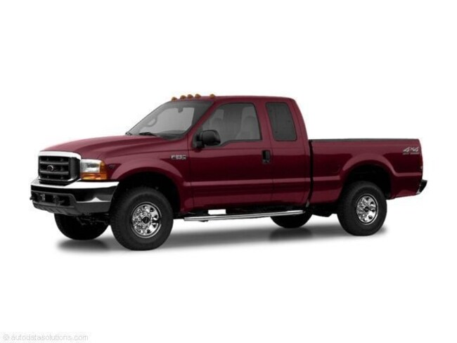 2004 Ford F-250 Super Duty Super Duty Extended Cab Truck