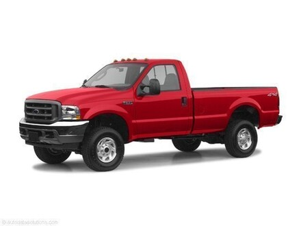 2004 Ford F-350 Super Duty Long Bed Truck