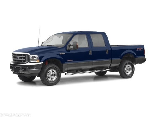 2004 Ford F-350 Super Duty Crew Cab
