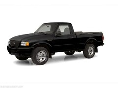 2004 Ford Ranger PK Truck Regular Cab