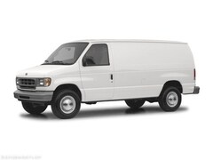 Used 2004 Ford E-250 Van Extended Cargo Van IA17652 Waterford MI