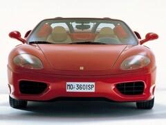Used 2004 Ferrari 360 Modena Spider Convertible for sale near Roswell, GA