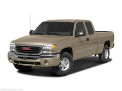 2004 GMC Sierra 1500 Truck Extended Cab