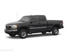 Used Cars  2004 GMC Sierra 2500HD Truck Extended Cab 1GTHK29284E324920 T6881A For Sale in Twin Falls ID