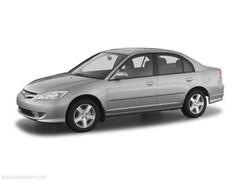 2004 Honda Civic EX 4dr Sdn  Manual Sedan