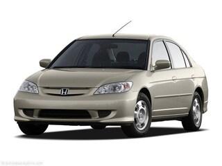 2004 Honda Civic Hybrid w/ULEV Sedan Kahului, HI