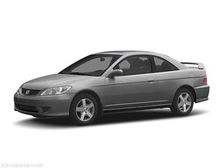 2004 Honda Civic VP Coupe
