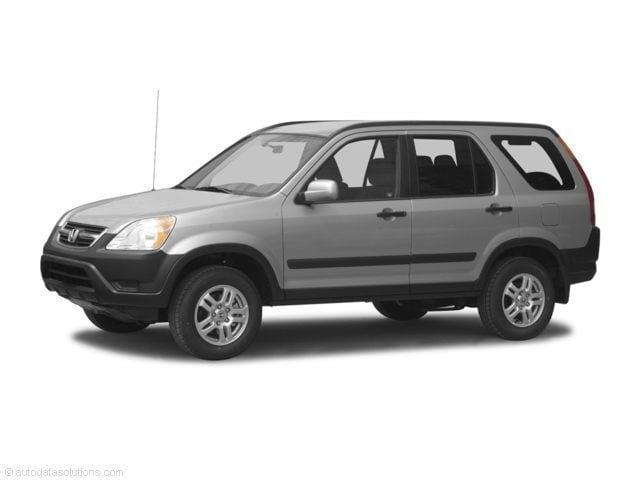 2004 Honda CR V LX SUV