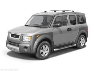 2004 Honda Element EX w/Side Airbags SUV