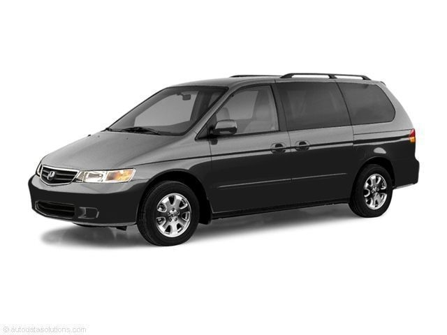 2004 Honda Odyssey EX-RES Van 5FNRL18884B146328