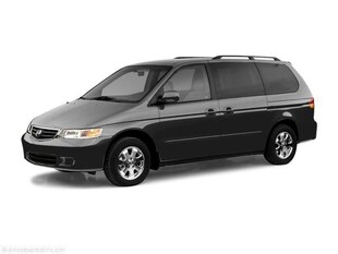 2004 Honda Odyssey EX-L Passenger Van