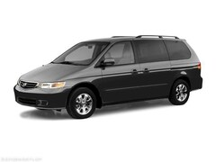 Used 2004 Honda Odyssey 5dr EX-L RES w/DVD/Leather Van for sale in Kokomo, IN