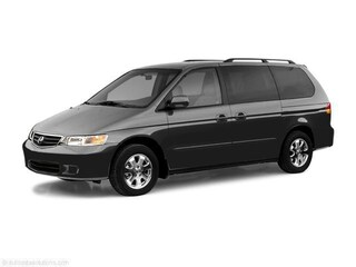 Used 2004 Honda Odyssey 5dr EX-L RES w/DVD/Leather Van Ames, Iowa