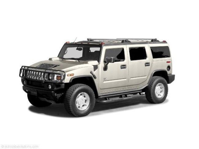 Used 2004 Hummer H2 For Sale Evansville In