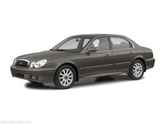 2004 Hyundai Sonata Base Sedan