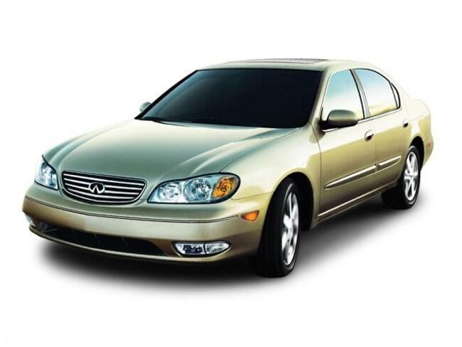 2004 INFINITI I35 Luxury Sedan