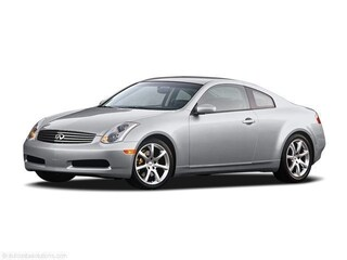 2004 INFINITI G35 Coupe w/Leather Cpe Manual w/Leather