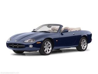 2004 Jaguar XK8 Base Convertible