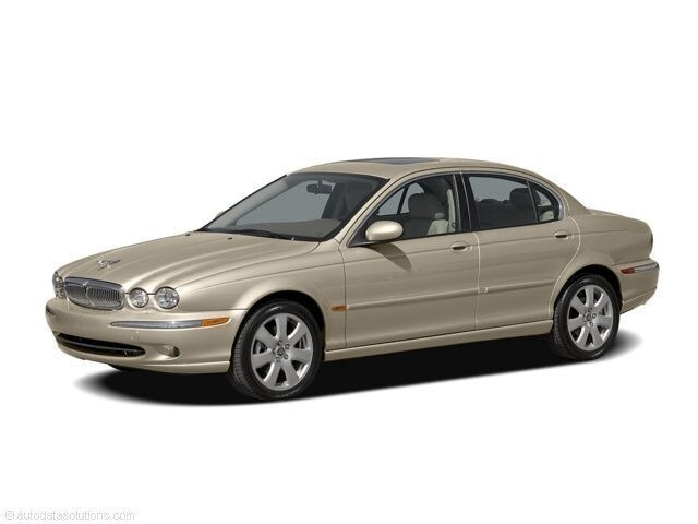 2004 JAGUAR X TYPE Sedan For Sale In Great Neck, NY At Gold Coast