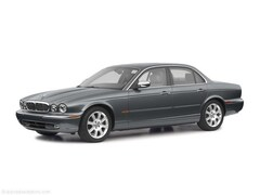 2004 Jaguar XJ VDP Sedan