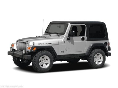 2004 Jeep Wrangler SE SE