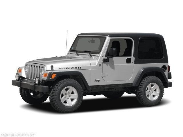 2004 Jeep Wrangler Sport Sport