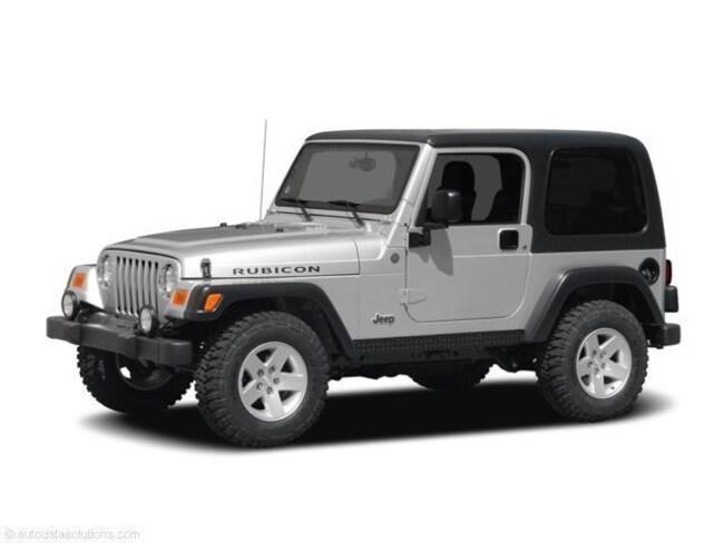 2004 Jeep Wrangler Sport SUV