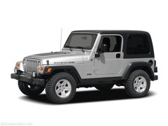 2004 Jeep Wrangler Rubicon SUV