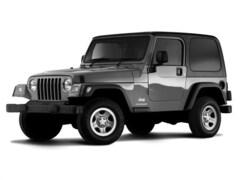 2004 Jeep Wrangler Unlimited SUV
