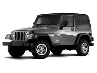 2004 Jeep Wrangler SUV